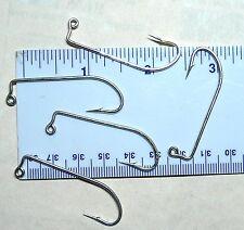 100 Matzuo 132050 Sea Armor O'Shaughnessy 90 Degree Jig Fish Fishing Hooks 2/0