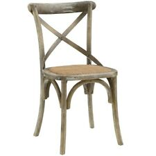 Modway Furniture Gear Dining Side Chair, Gray - EEI-1541-GRY