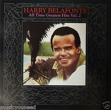 Harry Belafonte - All Time Greatest Hits Vol 2 (CD 1988 RCA) Near MINT 10/10