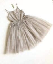 NEXT Signature Amazing Princess Dress Sequin Tulle Size 7 NWT