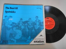 LP Pop The Spotnicks - The Best Of (12 Song) POLYDOR ROTATION