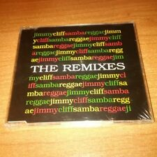 CD JIMMY CLIFF SAMBA REGGAE THE REMIXES SIGILLATO NSCD 12  ITALY 1993 6 TRACCE