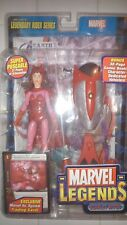 Marvel Legends Avengers Scarlet Witch Figure - Legendary Riders Series New