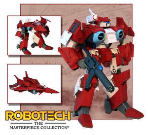 Robotech Masterpiece - Rook Bartley Vol.2 Red Alpha MIB NEW - Fresh Case