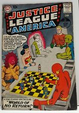 Justice League of America #1 DC Comics Graded Good-Very Good