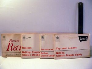 1971 Belling Classic Eighty Classic Double Eighty Classic Double Ninety Recipes