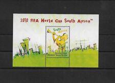 Südafrika - Fußball-Weltmeisterschaft postfrisch ** 2010 MiNr. 1857  Block 121
