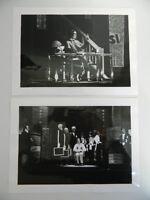2 Foto Original Paño Michel Szabo Ópera DE Ffopp Para Trucos 1979