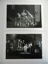 2 photo originale tampon Michel SZABO Opéra L'Affaire FFOPP à Tours 1979
