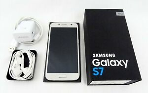 Samsung Galaxy S7 SM-G930A GSM Unlocked Phone Clean IMEI
