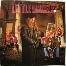 LITTLE ANGELS - YOUNG GODS - LP Nuovo Unplayed
