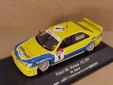 ONYX #XTC99022 1/43 Diecast Peugeot 406, 1999 FTCC, Gemo Sport - Waterair, David