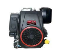 ENGINE COMPLETE LONCIN 432cc 14,5HP 4T PETROL STARTER ELECTRICAL + PUMP