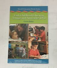 Early Childhood Settings and Approaches DVD-ROM by Charles Bleiker