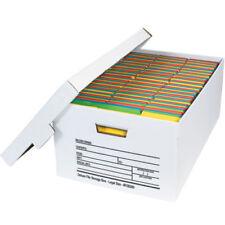 Caja de almacenamiento de limas