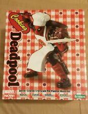 Marvel Comics MK252 Universe Cooking Deadpool ARTFX Statue
