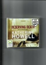 Bolinda Audio Book Compact Disc Deserving Death by Katherine Howell
