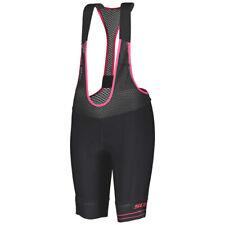 Scott Women's RC Premium ITD ++++ Bibshorts Medium Black/Azalea Pink