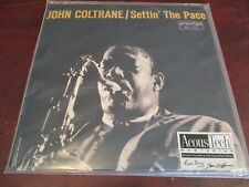 JOHN COLTRANE Settin The Pace LIMITED TO 1000 PIECES Sealed 45 RPM 2 LPS #502