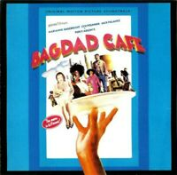 BAGDAD CAFE Soundtrack CD NEW