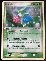 Carte Pokemon ROSELIA 9/97 Holo DRAGON Bloc ex FR Proche NEUF