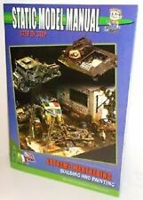 Static Model Manual Volume 10 -  Extreme Weathering      98 Pages    New    Book