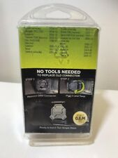 Hopkins 40920 Endurance 7 Blade and 4 Flat Twist Mount Multi-Tow Connector