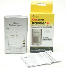 XtraPower Battery Charger For Most Samsung Digital Cameras.