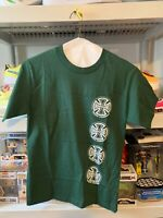 Independent Skateboard Shirt Truck Co Forest Green Small $45 Retail