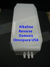 Portable RO Omnipure Alkaline Reverse Osmosis Water Filter System 4 Stage 100GPD