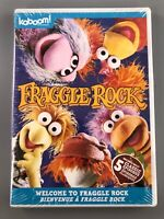 Jim Henson - Welcome To Fraggle Rock DVD - 5 Episodes - New Sealed!