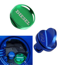 Magnet Diesel Fuel Tank Cap+Oil Cap for Dodge RAM Truck 1500 2500 3500 2013-2018
