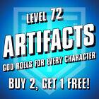 Borderlands 3 [ARTIFACTS] Buy 2 Get 1 Free! [LEVEL 72] BL3 Relic [ALL PLATFORMS]