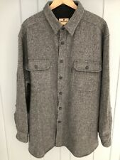 WOOLRICH MEN'S Heavy Warm Button Up Jacket Sz. 2XL