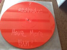 """chili hi fly - is it love ? redhedz have more fun remix, rare single sided 12"""""""