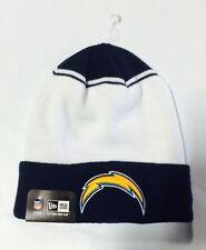 San Diego Chargers Knit Beanie Winter Hat Toque Skull Cap - NE Cuffed