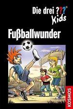 Die drei ??? Kids. Fußballwunder (drei Fragezeichen) von Ulf Planck