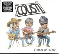 Cousti - Strings to Tracks (2011) Americana influenced CD, Bob Harris approved.