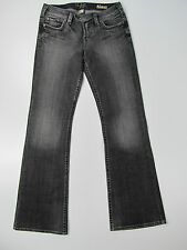 Silver Jeans Tina Trousers Hose Denim Jeans Pantalone Blau Neu 28