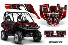 CAN-AM COMMANDER 800R 800XT 1000 1000XT 1000X GRAPHICS KIT DECALS STICKERS SXR