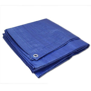 Weather Resistant Tarp (5-1/2' x 7-1/2')