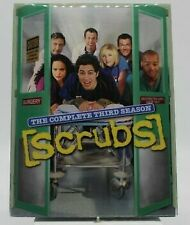 Scrubs Season 3 dvd Preowned