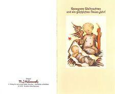 """Original Hummel Grußkarte mit Umschlag Ars sacra Verlag """"1215"""" unbeschrieben1980"""