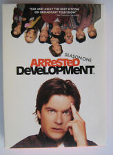 Arrested Development Seasons 1 to 3 Dvd Complete Used Very Good Condition