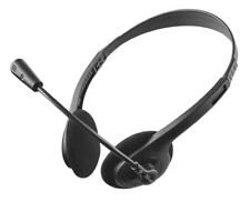 Trust Primo Chat Headset and Microphone for PC And Laptop