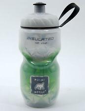 Polar Bottle Sport Insulated 12 oz Water Bottle - Green Fade