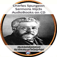 Charles H Spurgeon 205  Sermons Audio Books Remains Highly Influential MP3 DVD