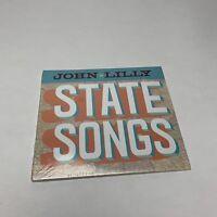 John Lilly - State Songs CD Album - New & Sealed