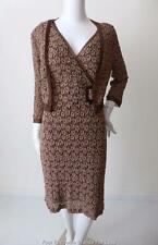 JOSEPH RIBKOFF Dress and Bolero Jacket Size 12 - 14 US 10 - 12 Made in Australia