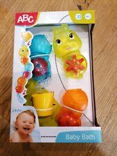 Simba  ABC Wasserparcour Raupe, Badewannenspielzeug